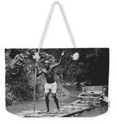 Jamaican Life Weekender Tote Bag