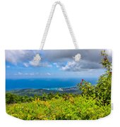 Jamaican Vista Weekender Tote Bag