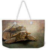 Jamal The Tortoise Weekender Tote Bag