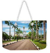 Jame'asr Hassanil Bolkiah Mosque In Brunei Weekender Tote Bag