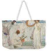-   James Abbott Mcneill Whistler Weekender Tote Bag