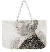 James Bruce, 1730 To 1794. Scottish Weekender Tote Bag