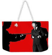 James Cagney As Gangster  Rocky Sullivan In Angels With Dirty Faces 1938-2008 Weekender Tote Bag