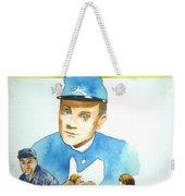 James Cagney Weekender Tote Bag