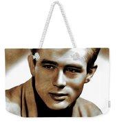 James Dean, Actor Weekender Tote Bag