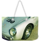 James Dean Porsche Spyder 550 Weekender Tote Bag