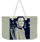 James Doohan, Scotty Weekender Tote Bag