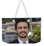 James Franco Weekender Tote Bag