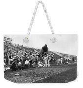 James Jesse Owens Weekender Tote Bag