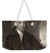 James Madison - Fourth President Of The United States Of America Weekender Tote Bag by International  Images
