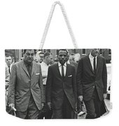 James Meridith And Ole Miss Integration 1962 Weekender Tote Bag