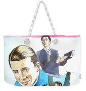 James Stewart Weekender Tote Bag