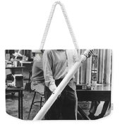 James Van Allen (1914-2006) Weekender Tote Bag
