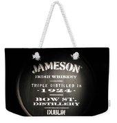 Jameson Weekender Tote Bag