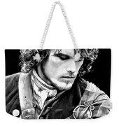 Jamie Fraser Weekender Tote Bag