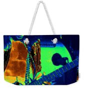 Jamie's Crying The Cosmic Blues In Spokane Weekender Tote Bag