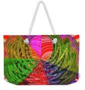 Janca Colors Panel Abstract # 5212 Wtw7 Weekender Tote Bag