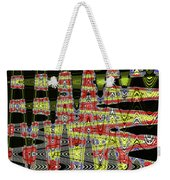 Jancart #0010-8 Abstract Weekender Tote Bag