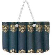 Jane Austain Books Weekender Tote Bag