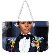 Janelle Monae Weekender Tote Bag