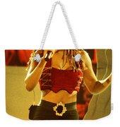 Janet Jackson 94-3000 Weekender Tote Bag