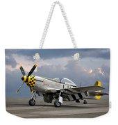 Janie P-51 Weekender Tote Bag