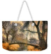 January 13 2010 Weekender Tote Bag