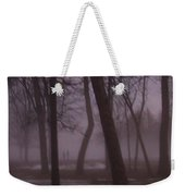 January Fog 1 Weekender Tote Bag
