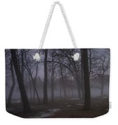 January Fog 2 Weekender Tote Bag