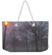 January Fog 3 Weekender Tote Bag