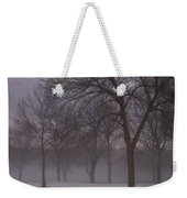 January Fog 4 Weekender Tote Bag