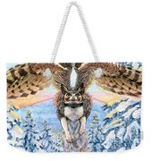 January Gryphon Weekender Tote Bag