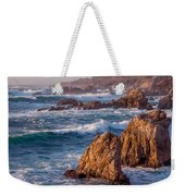 January In Big Sur Weekender Tote Bag