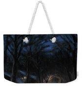 January Moon Weekender Tote Bag