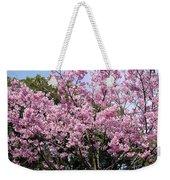 Japan Blossoms Weekender Tote Bag