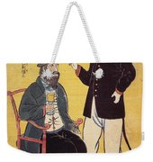 Japan: French Trade, 1861 Weekender Tote Bag