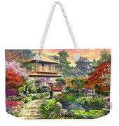 Japan Garden Variant 2 Weekender Tote Bag