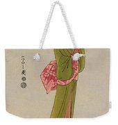 Japan: Geisha, C1794 Weekender Tote Bag