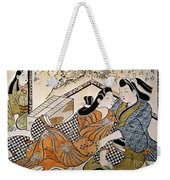 Japan: Lovers Weekender Tote Bag