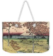 Japan: Maple Trees, 1858 Weekender Tote Bag