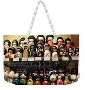 Japanese Dolls Weekender Tote Bag