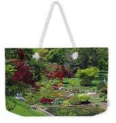Japanese Garden II Weekender Tote Bag