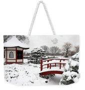Japanese Garden Weekender Tote Bag