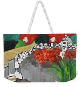 Japanese Garden Norfolk Botanical Garden 201820 Weekender Tote Bag