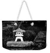 Japanese Garden Reflection Weekender Tote Bag