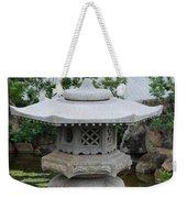 Japanese Lantern Weekender Tote Bag