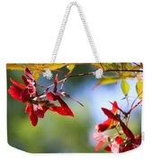Japanese Maple 1782 Weekender Tote Bag