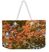 Japanese Maple Beauty Weekender Tote Bag
