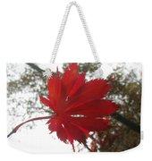 Japanese Maple Leaf 2 Weekender Tote Bag