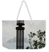 Japanese Street Lamp Weekender Tote Bag